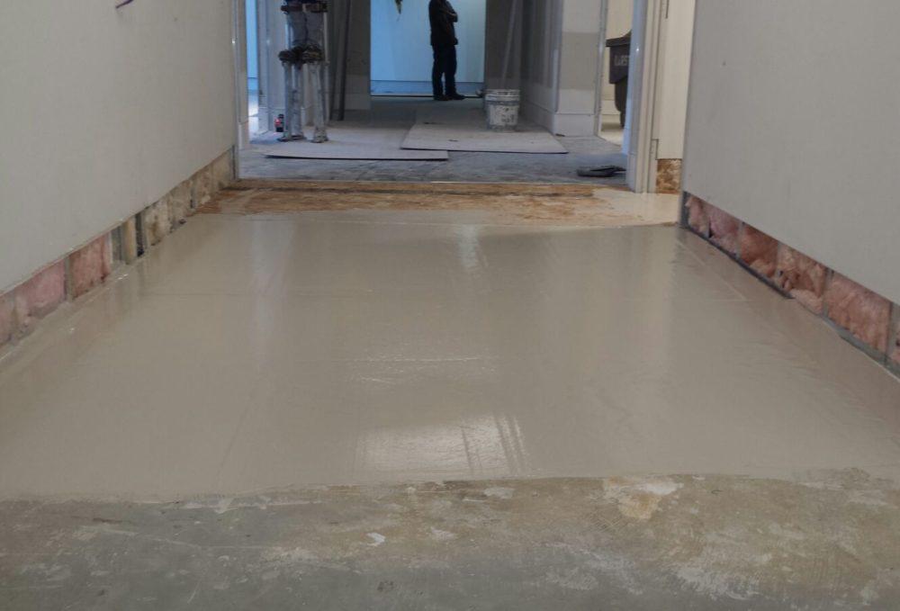 Floor Leveling | Division 9 Inc