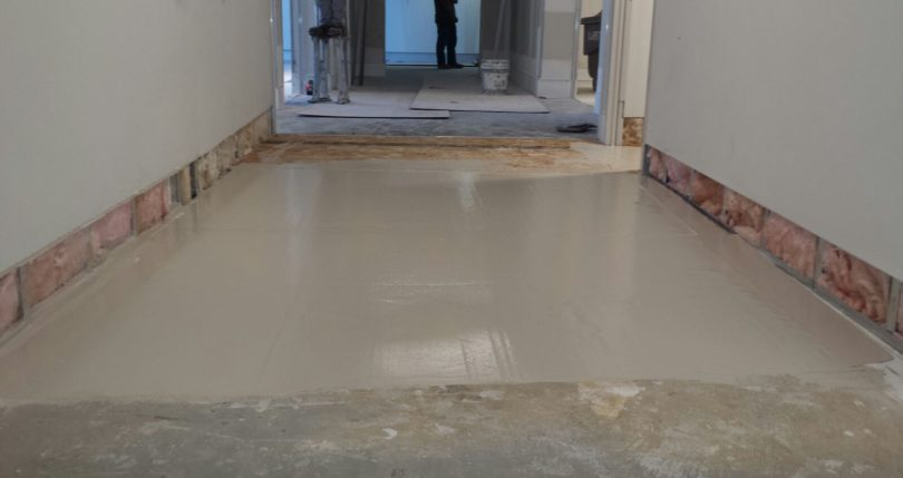 Floor Leveling | Division 9 Inc