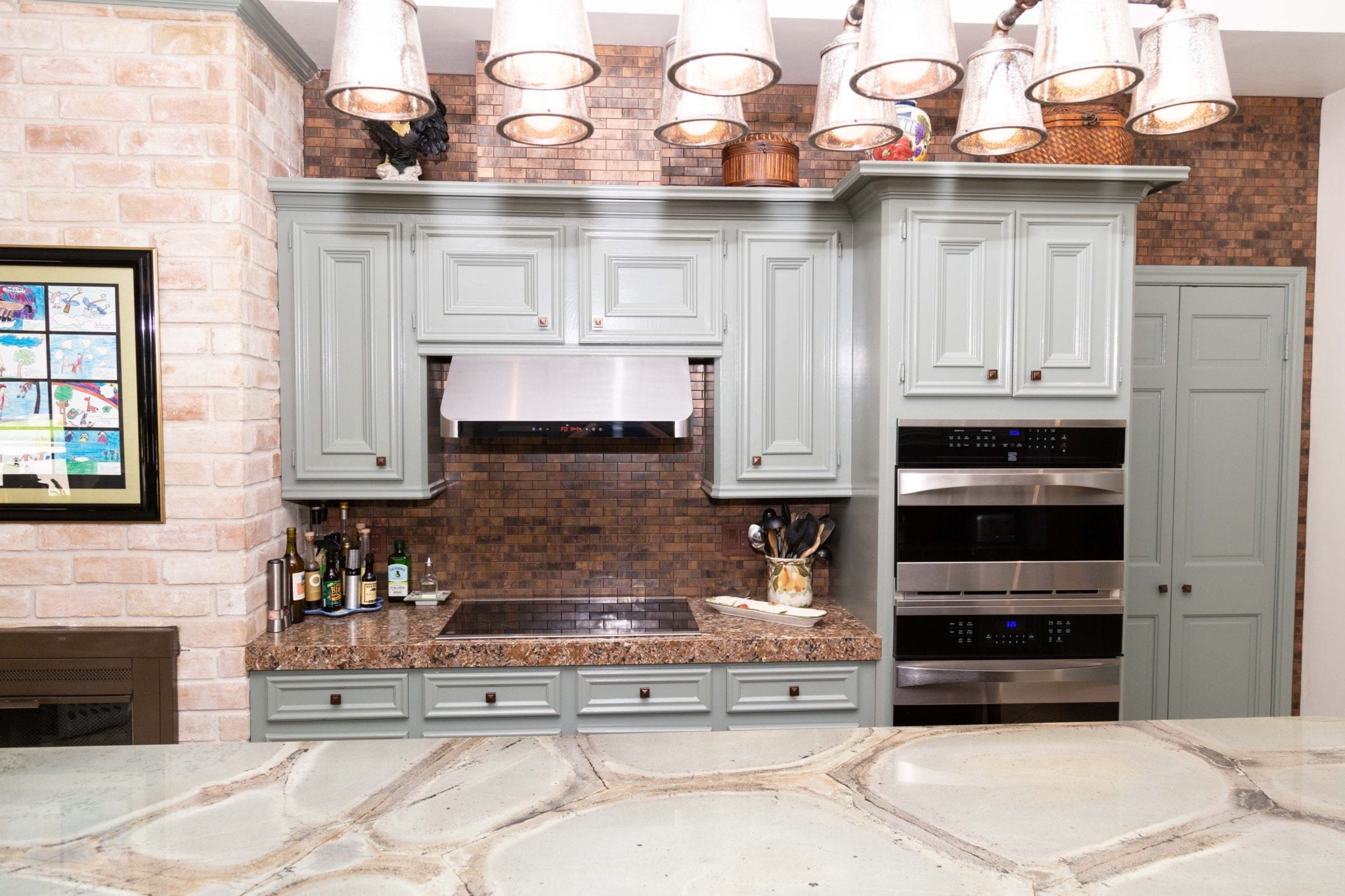 Traditional Kitchen Remodel by Division 9 Inc.