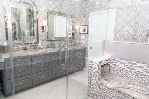 Master Bathroom | Division 9 inc.