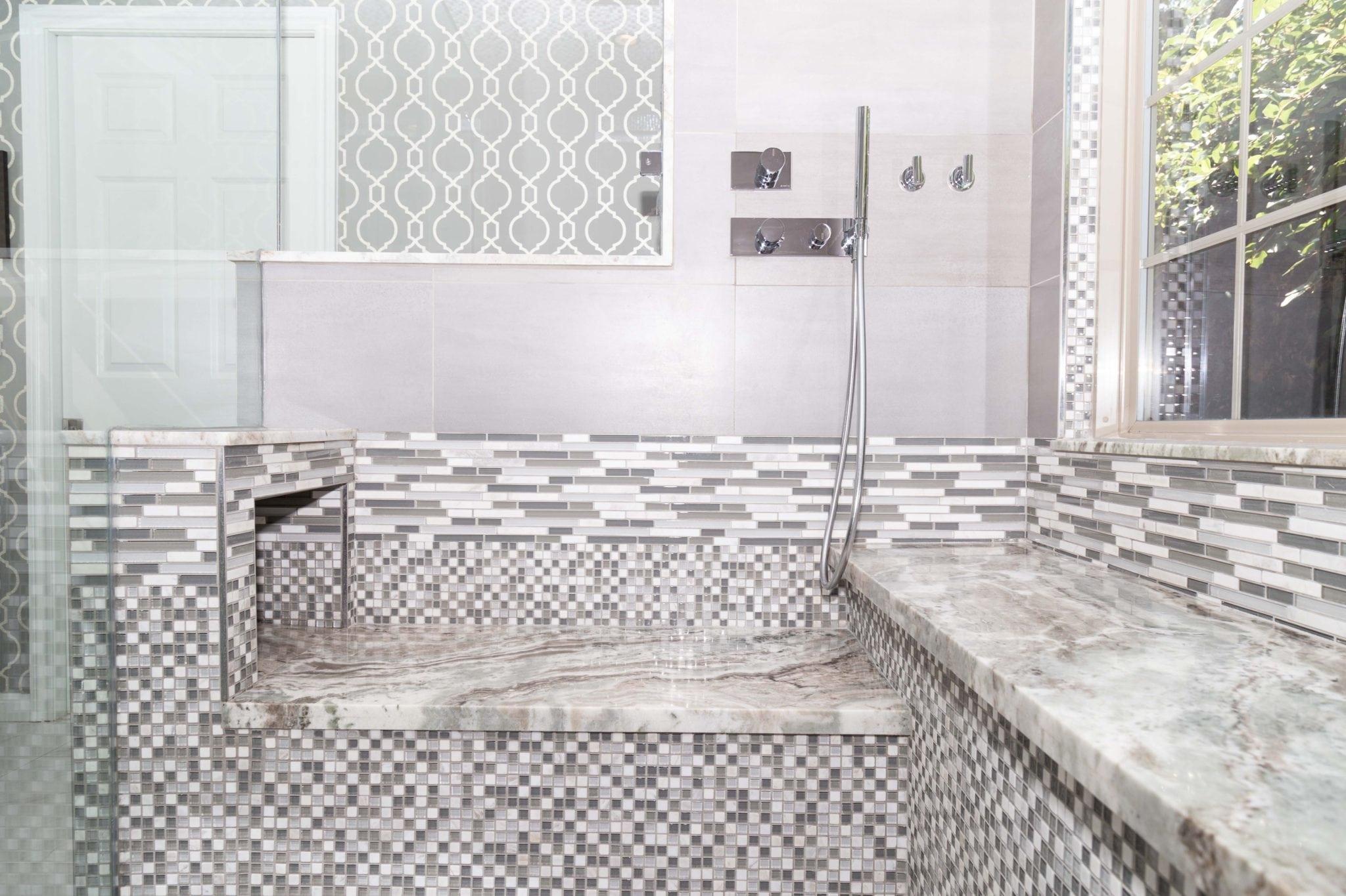 Master Bathroom | Division 9 inc.